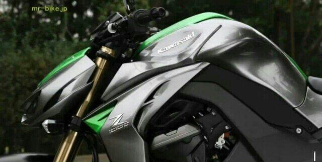 2014 Kawasaki Z1000 (2)