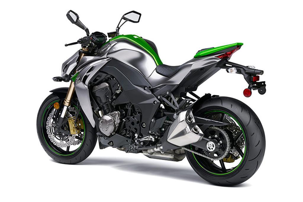 2014 Kawasaki Z1000 (5)