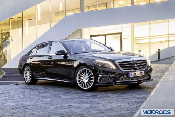 2014 Mercedes S 65 AMG official Images (14)