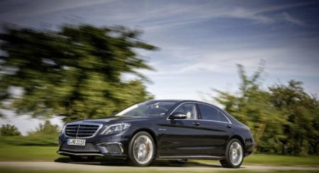 2014 Mercedes S 65 AMG official Images (5)