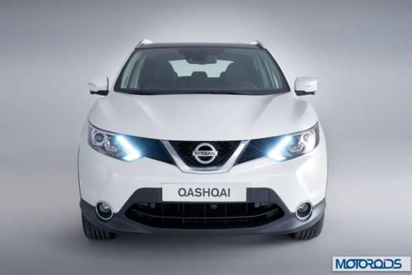 2014 Nissan Qashqai (1)
