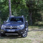 Renault Duster facelift –  More Images and Details