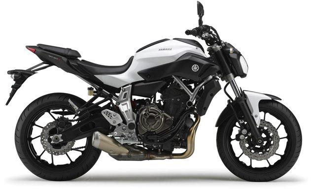 2014 Yamaha MT-07