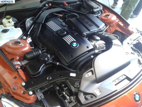 Launch Report 2014 Bmw Z4 Facelift Comes To India Image