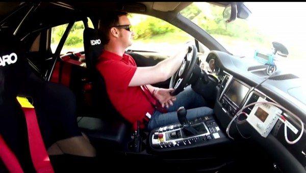 Porsche Macan interiors revealed in Teaser video