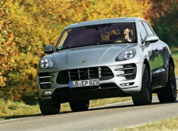 Upcoming 2014 Porsche Macan spec sheet, pics and other details leaked