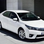 Upcoming 2014 Toyota Corolla to be Showcased at the Delhi Auto Expo