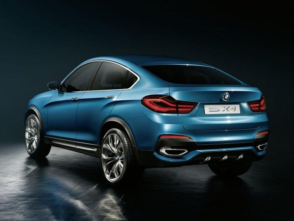 Highly Anticipated 2015 BMW X4 Release Date in March 2014