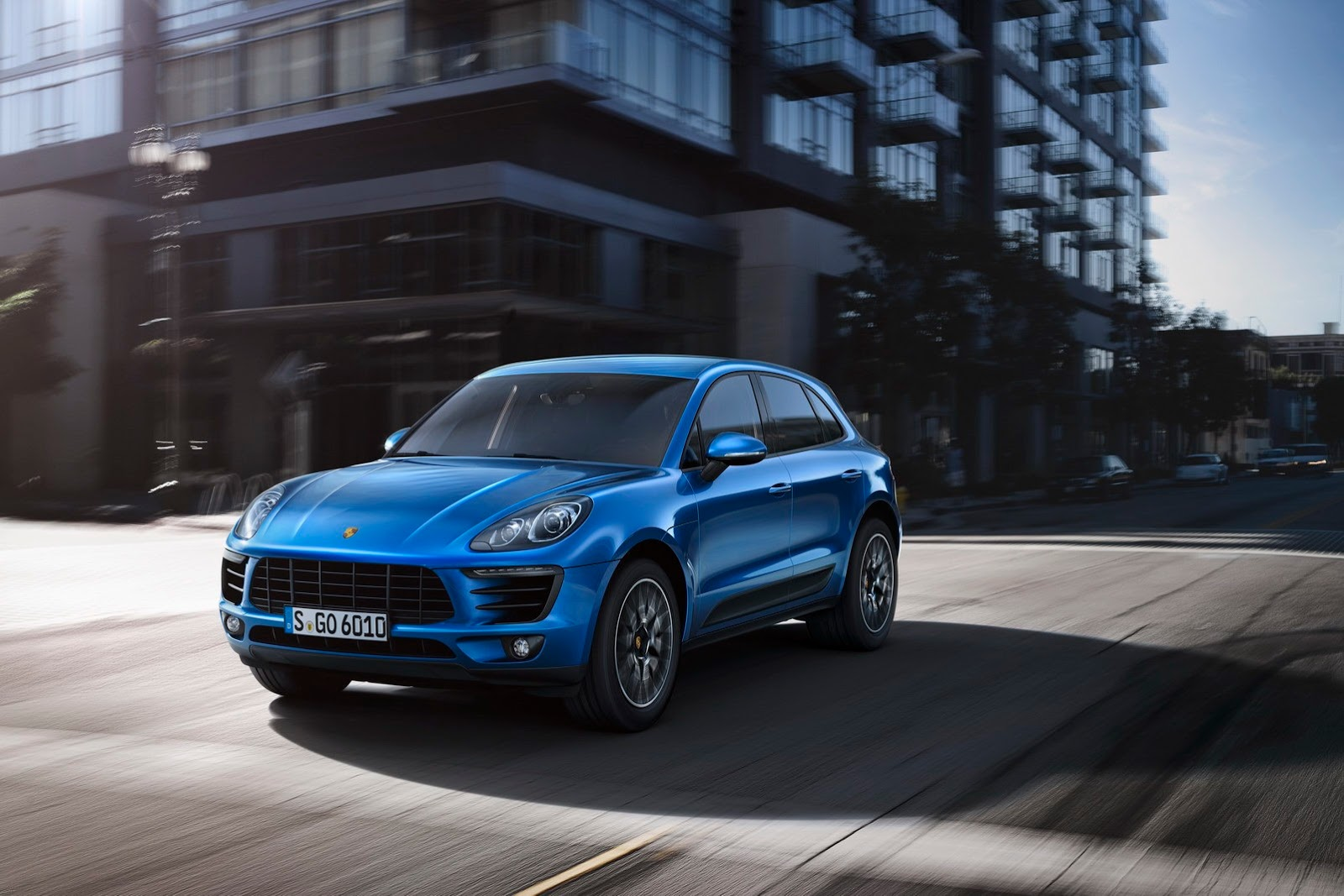 New Porsche Macan SUV to have a base price of USD 50,895 in
