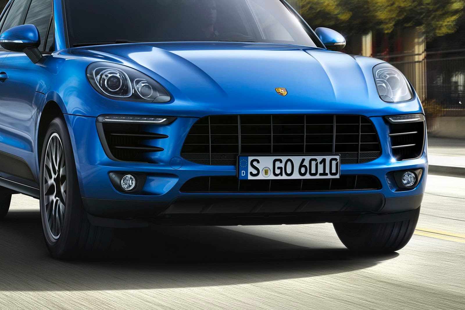 new porsche macan suv to have a base price of usd 50 895 in us. Black Bedroom Furniture Sets. Home Design Ideas