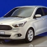 Next-gen Ford Figo to make its India debut in 2015, sedan version will replace Classic