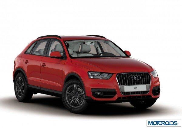 Audi october 2013 sales