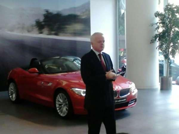 BMW Z4 India launch