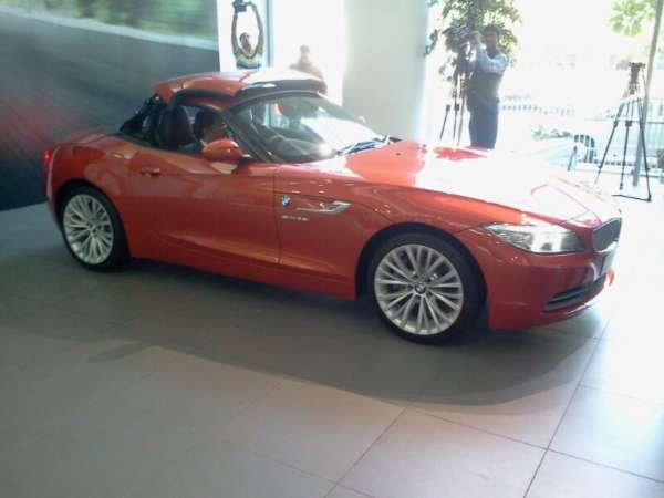 BMW Z4 launch images India (1)