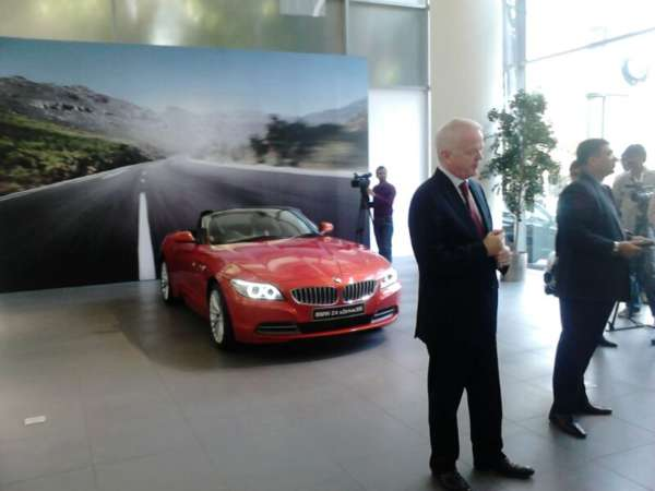 BMW Z4 launch images India (3)