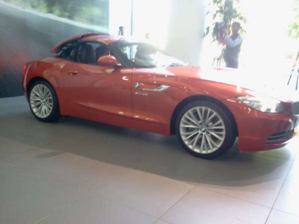 BMW Z4 launch images India (4)