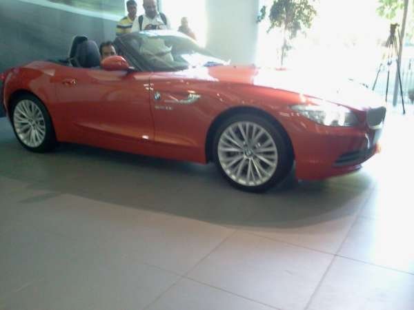 BMW Z4 launch images India (5)