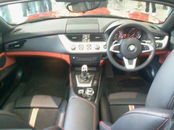 BMW Z4 launch images India