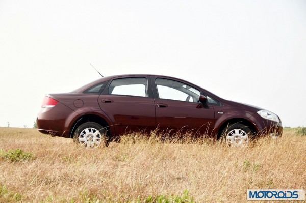 Fiat Linea Classic Plus review India (1)
