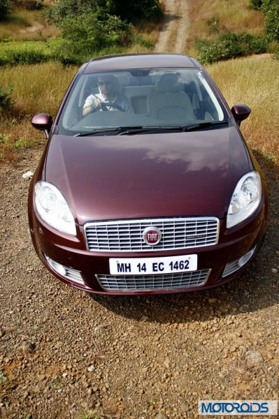 Fiat Linea Classic Plus review India (15)