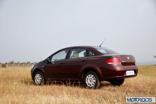 Fiat Linea Classic Plus review India (2)