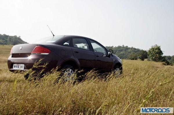 Fiat Linea Classic Plus review India (38)