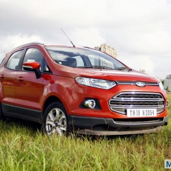 Ford Ecosport 1.5 TiVCT Powershift Automatic Review, Images, Price and Specs