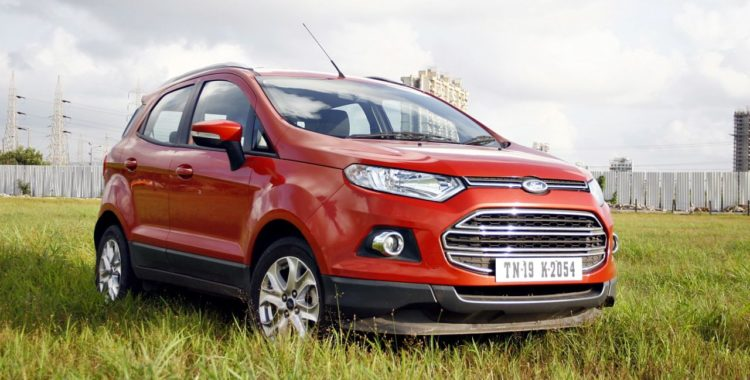 Ford Ecosport 1.5 TiVCT Automatic Pwershift 1 750x380 Ford Ecosport 1.5 TiVCT Powershift Automatic Review, Images, Price and Specs