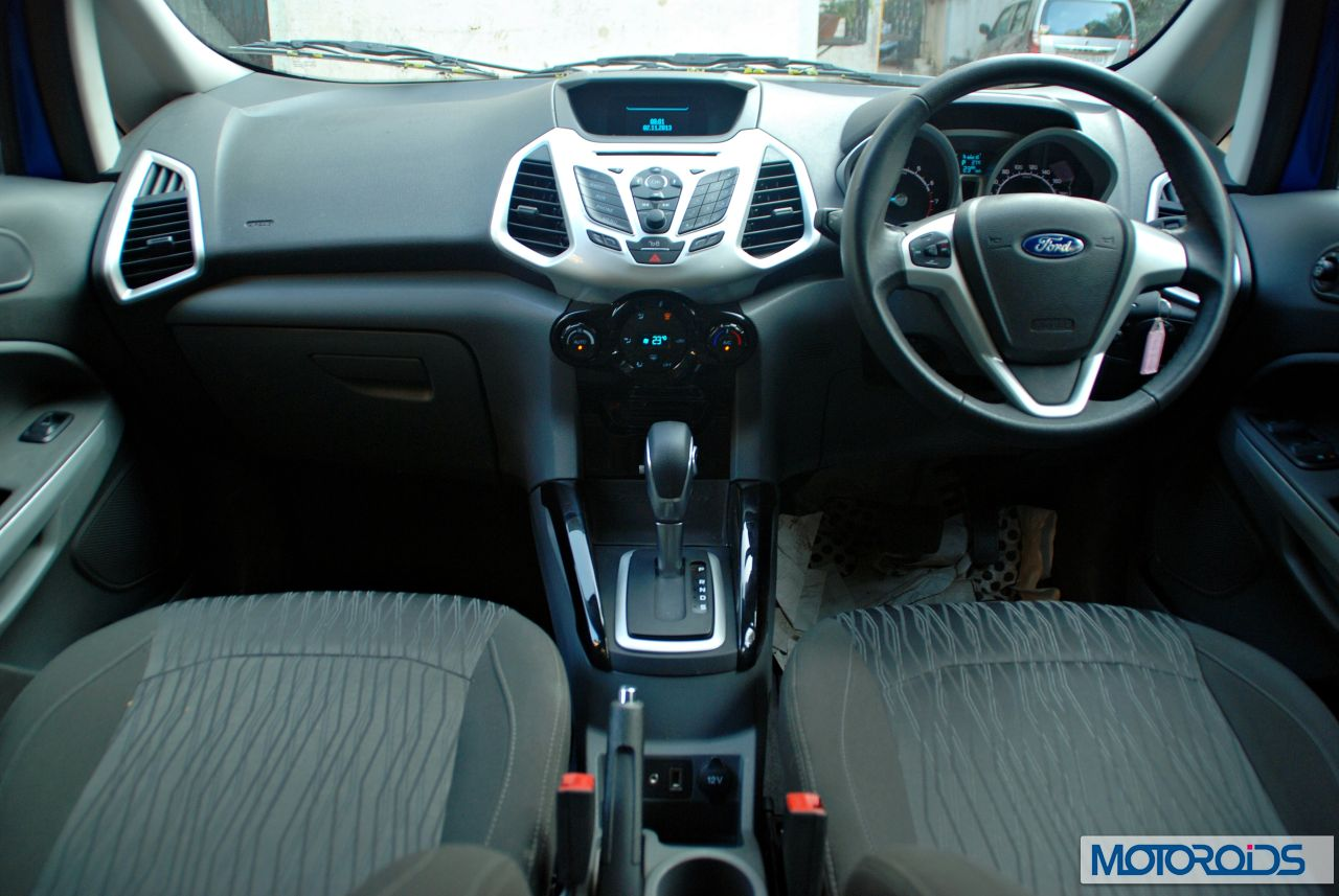 review ford ecosport automatic