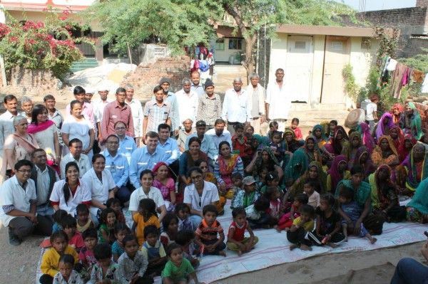 Ford India community program provide safe drinking water