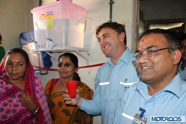Ford India safe drinking water community programme sanand (1)