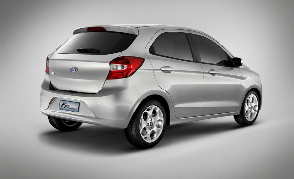 Ford Ka Concept new next gen Figo (5)