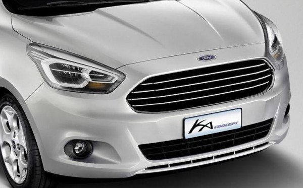 Ford Ka Concept new next gen Figo (7)