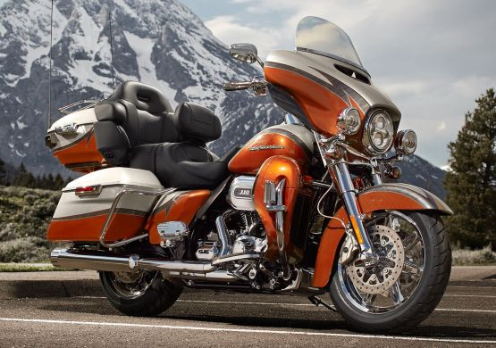New 2014 Harley Davidson CVO Limited revealed