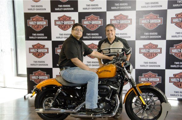 Harley Davidson Dealership Opens In Pune