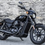 It's here: Harley Davidson Street 500 and Street 750