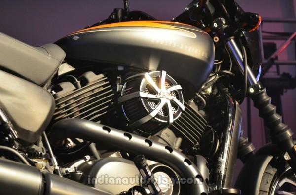 Harley Davidson Street 500 Engine