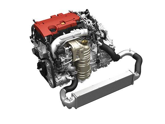 Honda 2.0-liter turbo VTECengine