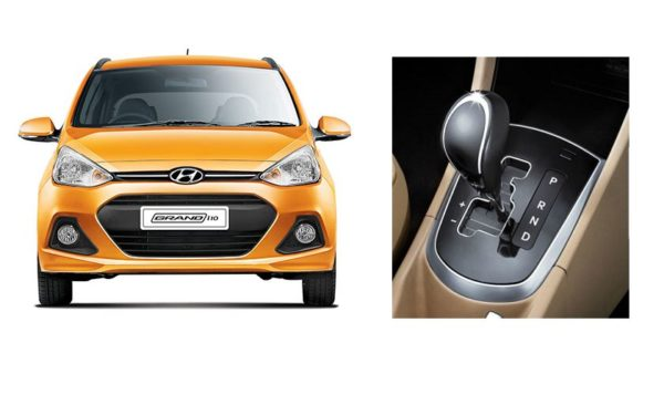Hyundai Grand i10 diesel automatic