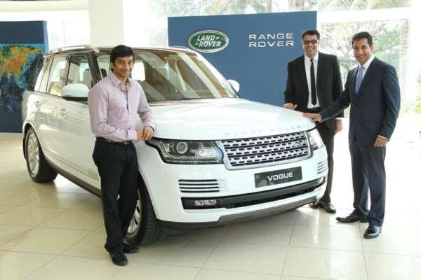 Jaguar Land Rover Coimbatore showroom 2