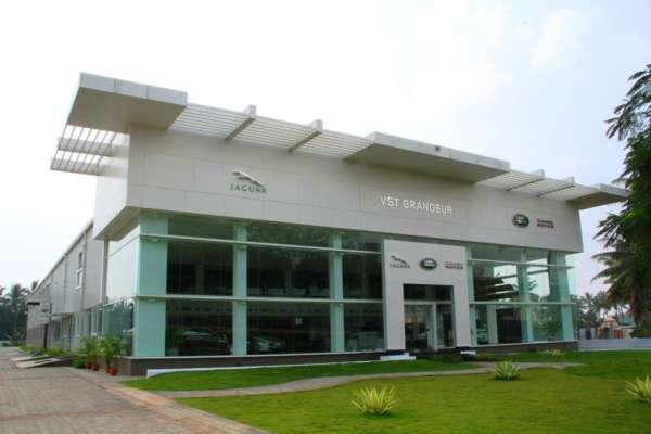 Jaguar Land Rover Coimbatore showroom