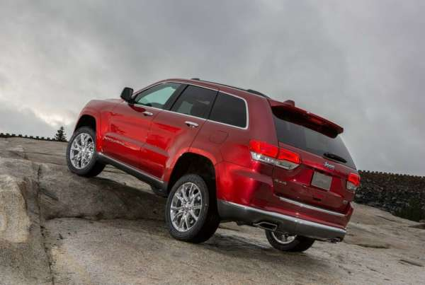 Jeep Grand Cherokee US recall 2014 2
