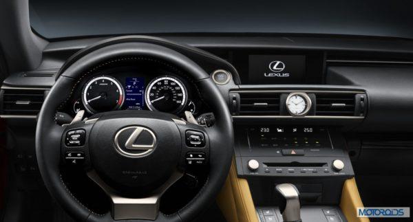 Lexus RC Coupe Tokyo Motor Show (10)