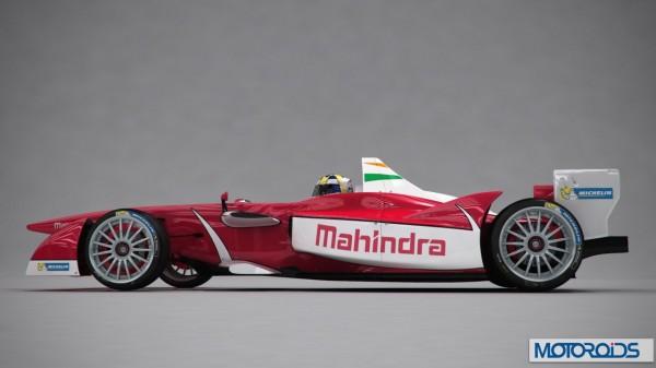 Mahindra FIA Formula E Car official Image (3)