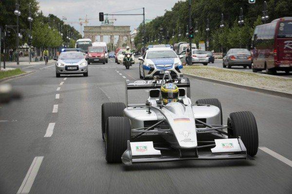 Mahindra Formula E France