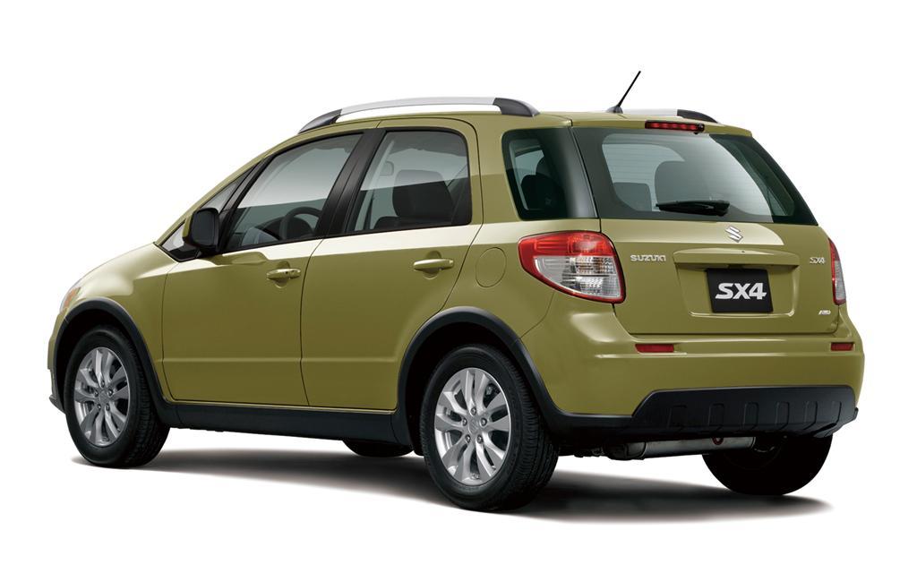 Maruti Suzuki SX4 SUV-2