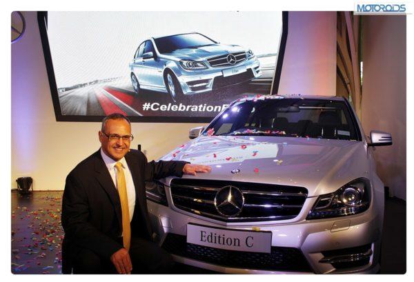 Mercedes C Class Edition C Pics (2)