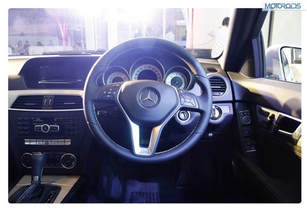 Mercedes C Class Edition C Pics (25)