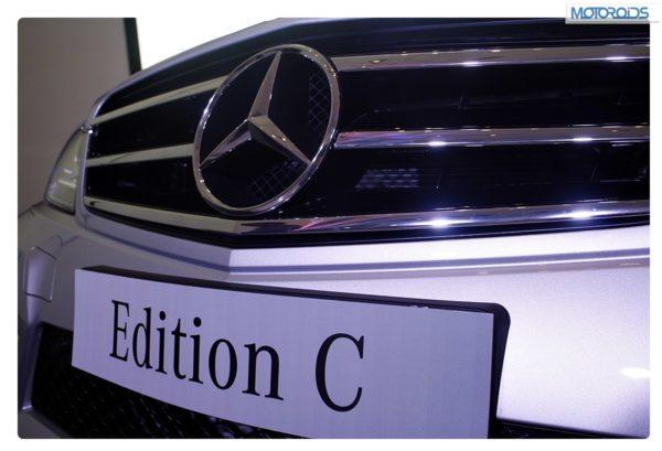 Mercedes C Class Edition C Pics (34)