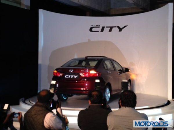 New 2014 Honda City India (1)